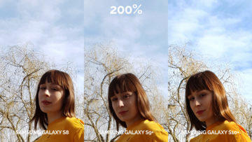 denni fototest Samsung galaxy s10 vs galaxy s9 vs s8 fotografie s modelkou detail