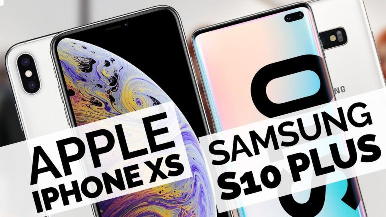 Fototest Samsung Galaxy S10 Plus vs Apple iPhone XS