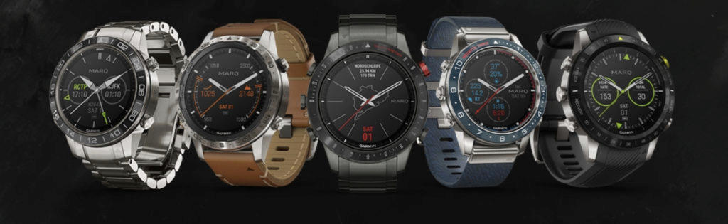 garmin marq luxury smart watch