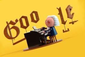 google doodle ai bach