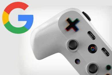 google gamepad