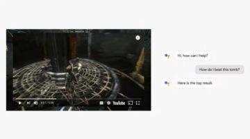 Google Stadia asistent google