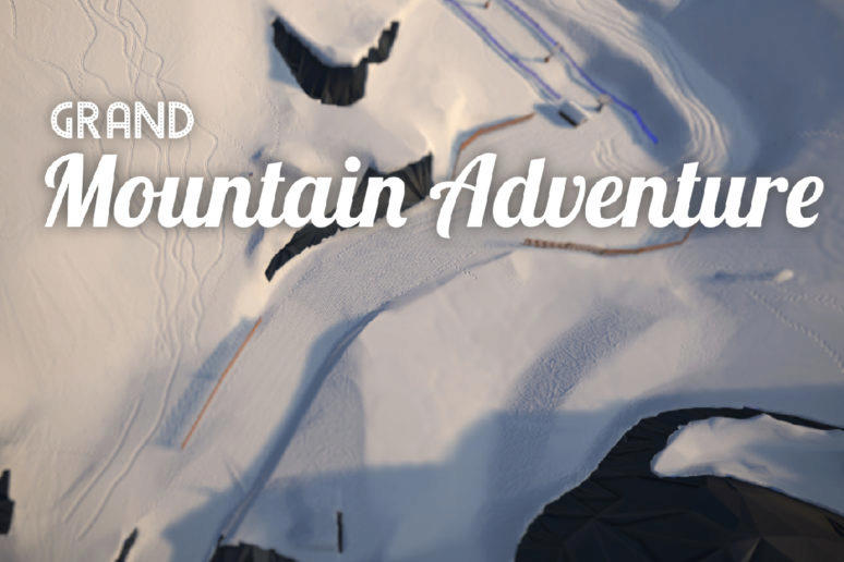 grand mountain adventure
