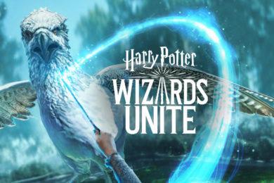 Harry Potter Wizards Unite hra