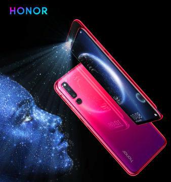 honor magic 2 3D kamera