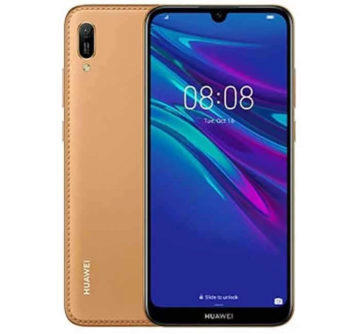 Huawei-Enjoy-9e-Leather-Brown