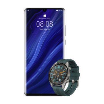 huawei p30 pro bonus hodinky huawei watch gt