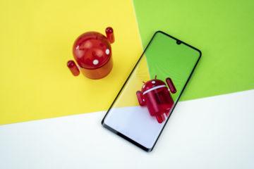 Huawei P30 Pro design predni strany