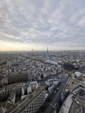 huawei p30 pro fotografie paříž ultraširokoúhlý