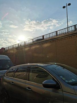 Huawei P30 Pro fotografie Proti slunci 1x
