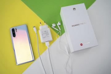 Huawei P30 Pro obsah baleni
