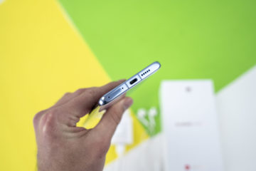 Huawei P30 Pro spodni strana