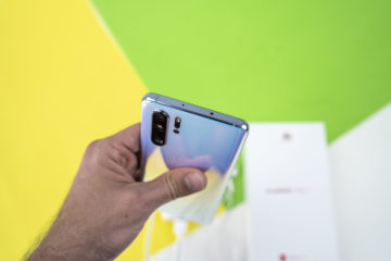 Huawei P30 Pro vrchni strana