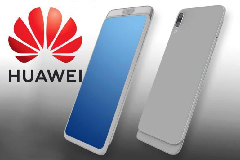 huawei vysouvaci smartphone