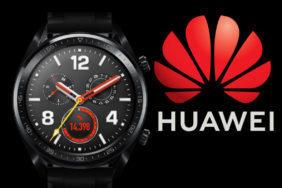 huawei watch gt nove verze