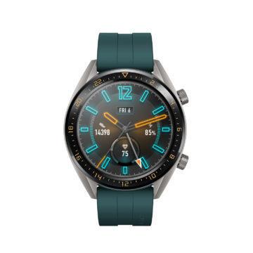 huawei watch gt zelena barva