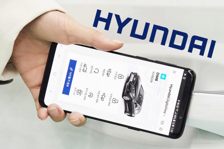 hyundai digitalni klic