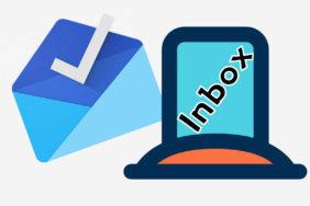 inbox by gmail konec