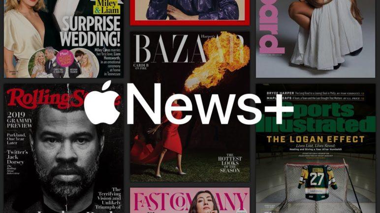 Introducing Apple News+
