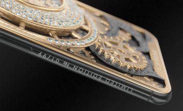 iphone xs caviar grand complications design