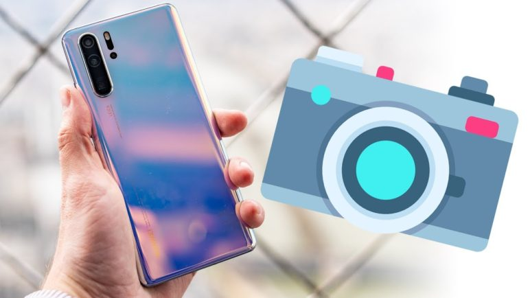 Jak natáčí Huawei P30 Pro - Videoukázka