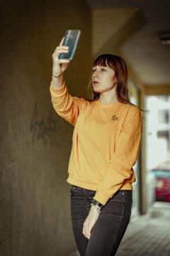 jak vznikaly selfie fotografie