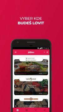 jídlov android