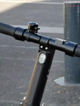 Koloběžky 5x zoom huawei p30 pro fotografie