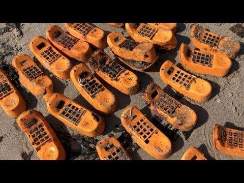 Le mystère des téléphones Garfield échoues enfin résolu