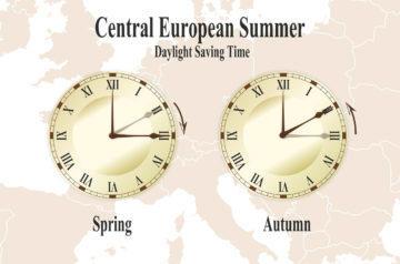 letni zimni standardni čas