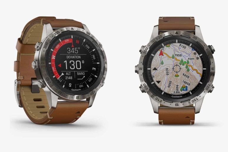 marq chytré hodinky od garminu