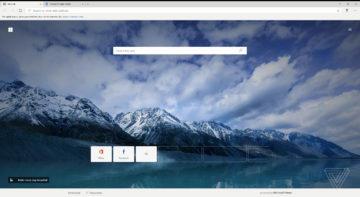 Microsoft edge chromium hlavni stranka