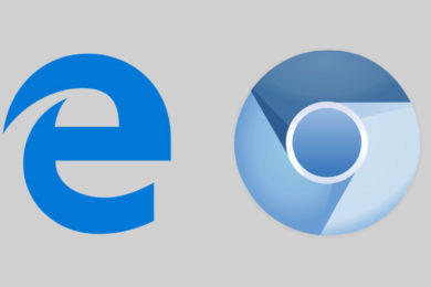 microsoft edge google chrome