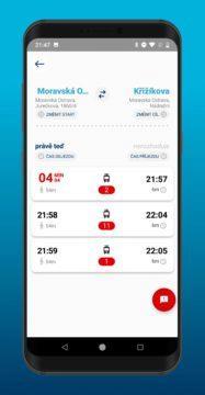První je aplikace DP Ostrava