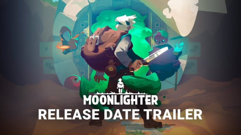 Moonlighter | Official Release Date Trailer