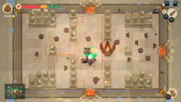moonlighter hrani android hra