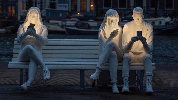 netradicni sochy moderni technologie