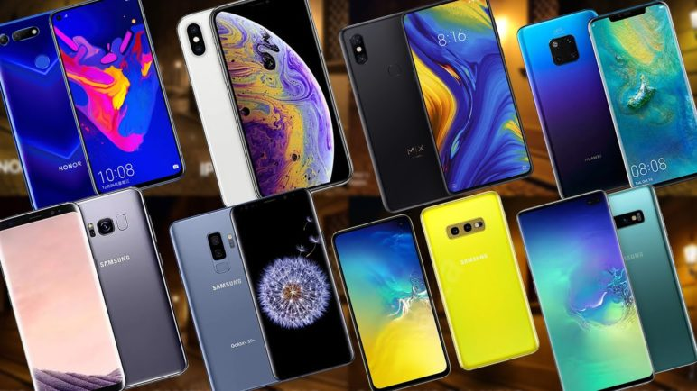 Noční fototest řady Samsung Galaxy S vs Mate 20 Pro vs Mi Mix 3 vs iPhone XS vs View 20
