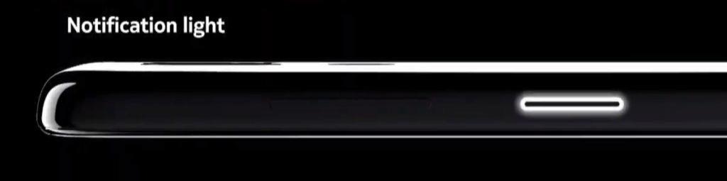notifikacni dioda nokia telefon