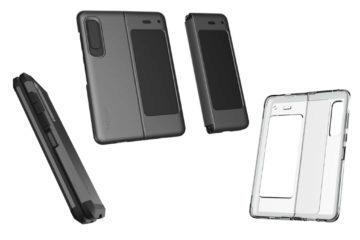 obal kryt ohebny telefon samsung galaxy fold