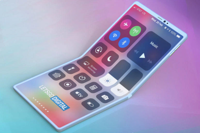 ohebny telefon apple ohebny displej samsung