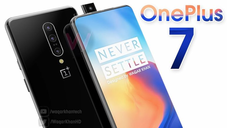 OnePlus 7 (2019) - First Look & Trailer Introduction!