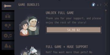 OPUS: Rocket of Whispers - android hry, které vás chytnou za srdce 06