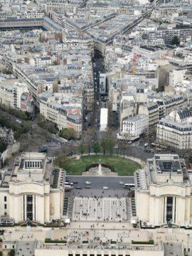paříž 5x zoom huawei p30 pro fotografie