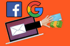 podvodnik google facebook