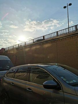 Proti slunci 1x zoom huawei p30 pro fotografie
