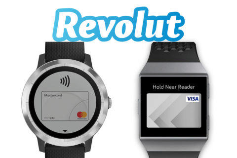 revolut garmin pay fitbit pay