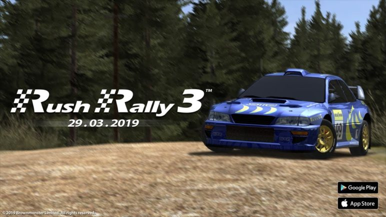Rush Rally 3 App Preview | iOS | AppleTV | Android