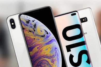 Fototest S10 Plus vs iPhone XS - denní i noční