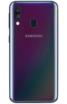 Samsung Galaxy A40 design